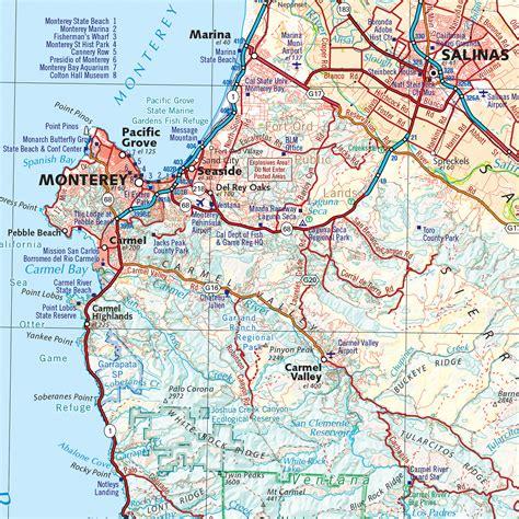california road atlas map california road recreation atlas benchmark maps