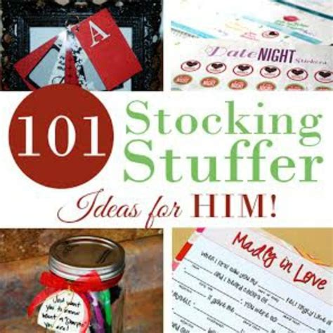 stocking stuffer ideas for him 101 stocking stuffers for him