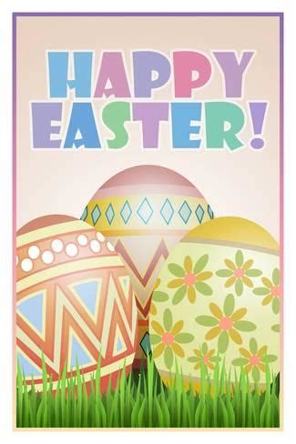 printable happy easter poster happy easter art poster print print at allposters com