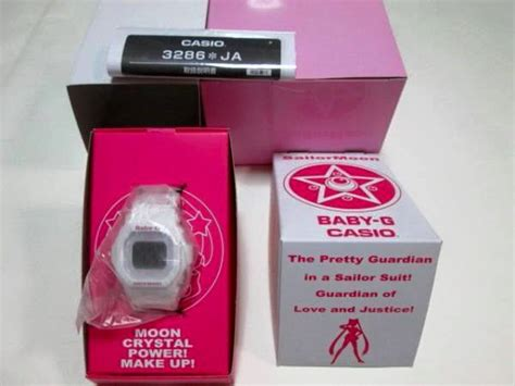 Baby G Casio Gls 5600 Pink live photos baby g sailor moon