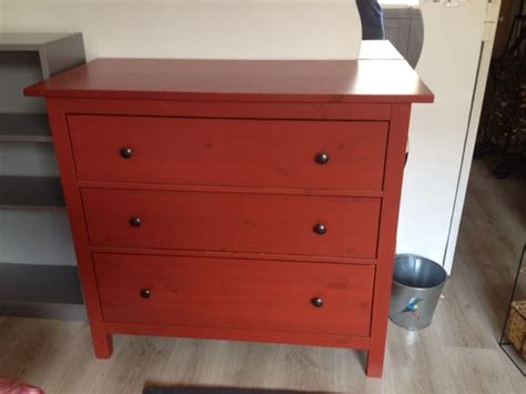Commode Bois Ikea by Commode Ikea Occasion