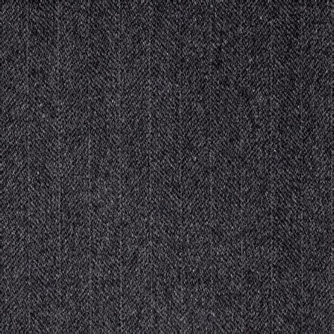 wool fabric telio wool blend melton fancy intertwined weave grey black