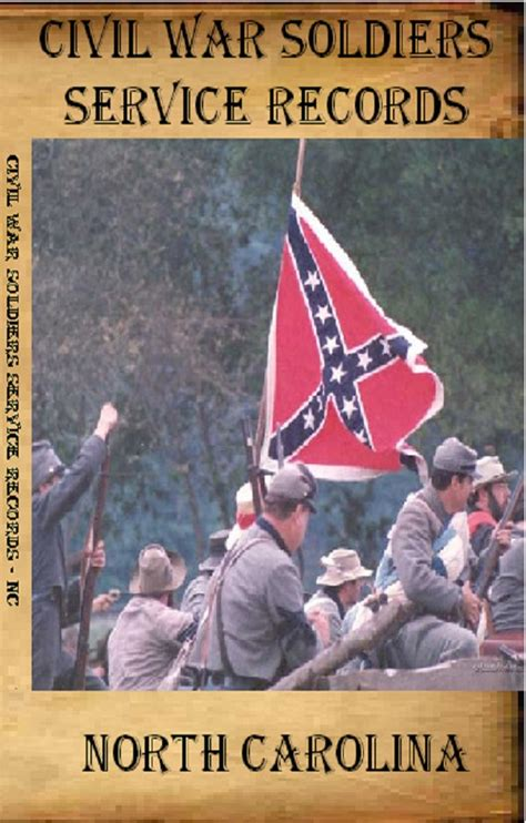 Civil War Records By State Research Your Civil War Ancestor Carolina Civil War Soldiers Service Records