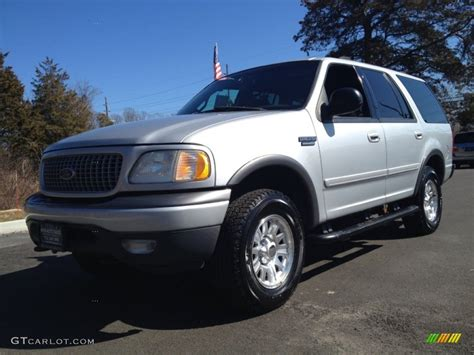 expedition e6735m silver white 2000 silver metallic ford expedition xlt 4x4 77961919