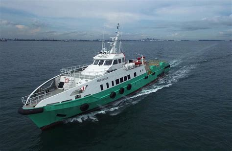 42m fast crew boat ng964 bmt nigel gee engineering - Fast Crew Boats