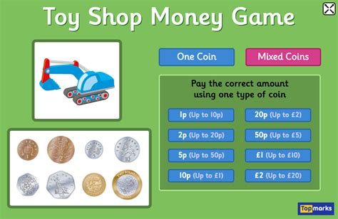 top marks new year maths shop money launched the topmarks