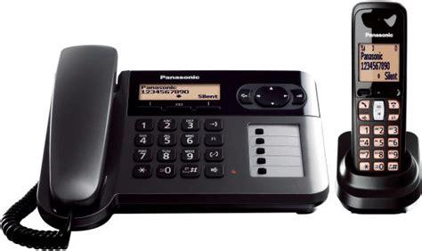 Panasonic Kx Tg 110 Telepon panasonic kx tgf 110 teleshop