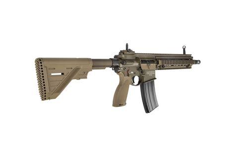Airsoft Gun Laras Panjang Gas umarex h k 416 a5 gas blowback ral 8000 bunker 501
