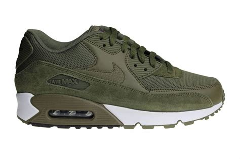 Nike Airmax 90 Army army green running shoes style guru fashion glitz