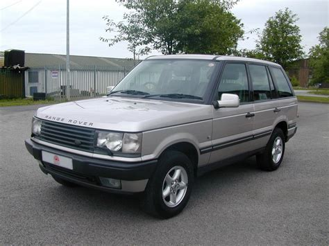 land rover classic for sale 2002 land rover range rover p38 for sale classic cars