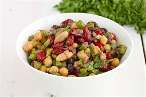 Salad Coffee Bean bean salad i adore food
