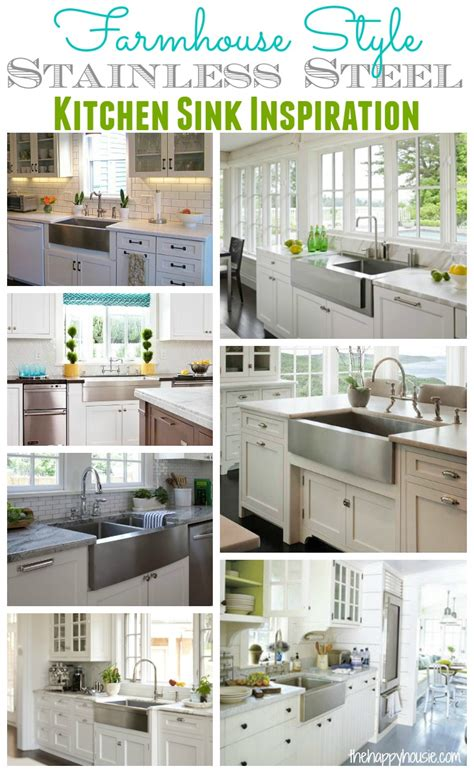 farmhouse style kitchen sink stainless steel farmhouse style kitchen sink inspiration