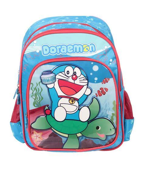 Bag Doraemon doraemon doraemon blue school bag buy doraemon doraemon blue school bag at low price