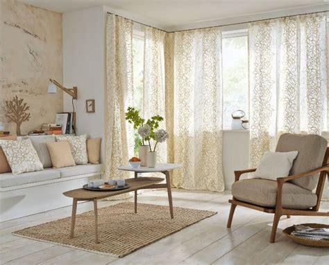 gardinen muster wohnzimmer gardine transparent muster stoffe f 252 r wohn t