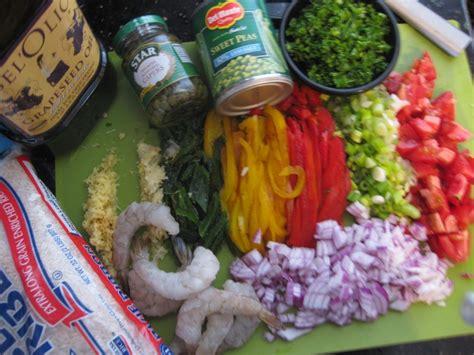 q cocinar arroz con camarones que cocinar