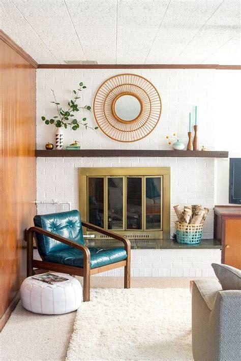 mid century modern fireplace mantel 17 best ideas about fireplace doors on