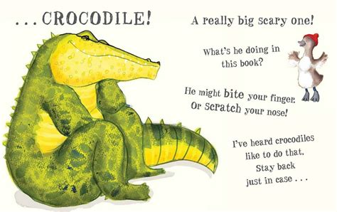 open very carefully open very carefully a book with bite kinder books