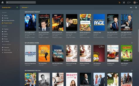 plex android tv plex live tv and dvr launches support for tv slashgear