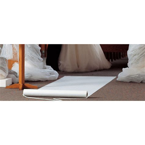 Wedding Aisle Runner Walmart by Aisle Runner 3 Ft X 50 Ft Walmart