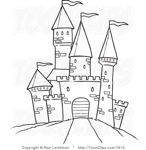 castle moat coloring page 17 best images about drawings on pinterest cartoon how