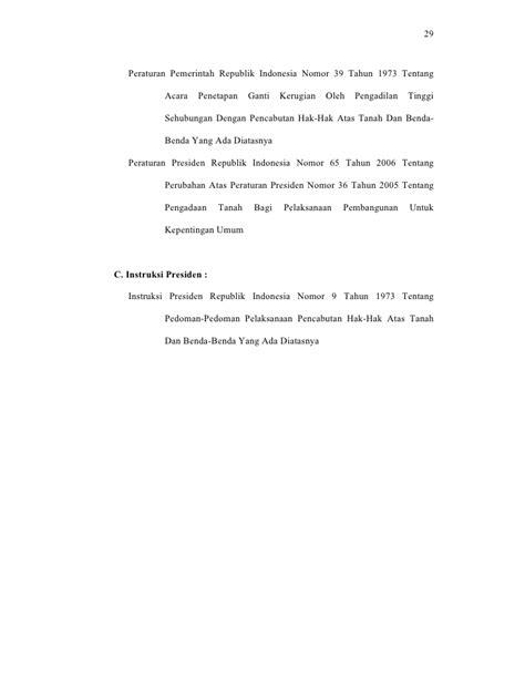 Buku Implementasi Prinsip Kepentingan Umum Dalam Pengadaan Tanah Untu kajian yuridis tentang perolehan hak atas tanah oleh negara melalui l