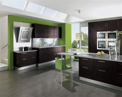 kitchen colors 2013 green kitchen color trend for 2013 beautiful homes design