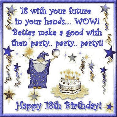 Happy Birthday Quotes 18 Year 67 Best Images About Happy Birthday Quotes And Wishes On