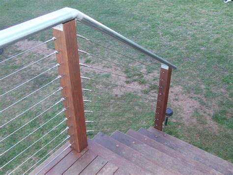 Timber Handrail Balustrading Stainless Steel Handrails Powder Coated