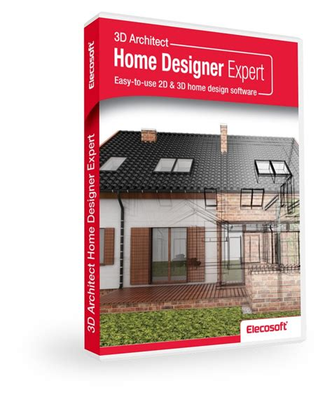 3d architect home designer expert house designing software