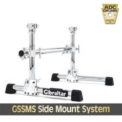 Gibraltar Stealth Rack gibraltar stealth rack gssms adc drums
