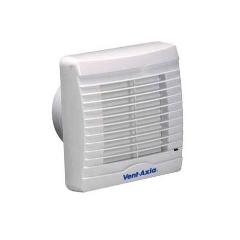 bathroom fan automatic humidity sensor vent axia va100xht 100 mm bathroom extractor fan with