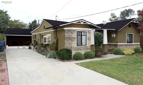 exterior house colors for ranch style homes ranch style stucco house colors exterior california ranch
