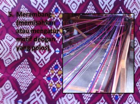 Kain Batik Batak Motif Mangiring kain batik bentenan khas sulawesi utara