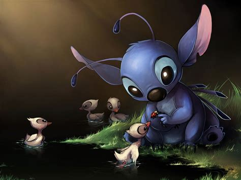 stitch wallpaper for laptop lilo and stitch computer wallpapers desktop backgrounds