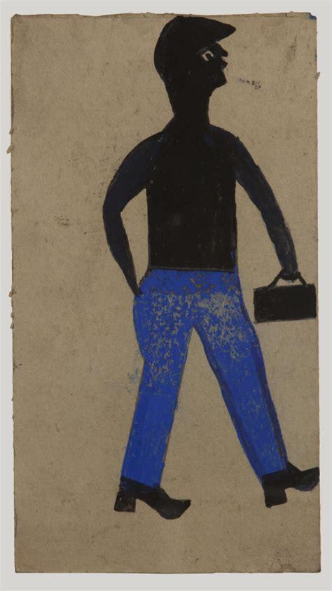 Lois Pensil Blueblack glenn ligon s show blue black explores the