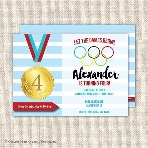 olympic invitation cards festival tech com