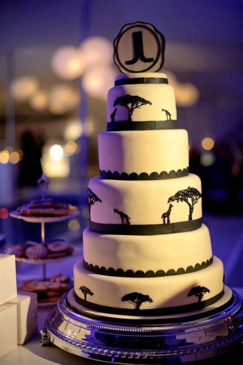17 Best ideas about African Wedding Cakes on Pinterest