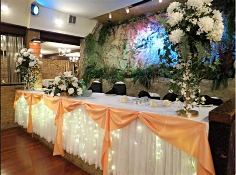 wedding reception ideas chicago picture gallery decorated interior for wedding