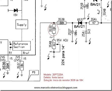 Inverter Tv Lcd Sharp Lc 22l10m Gy eletr 212 nica padre reus tv philips 20pt220a fonte baixa