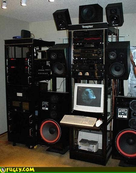 the ultimate home stereo system random pictures
