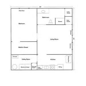 Floor Plans With Inlaw Apartment guest house floor plans 400 sq foot apartment floor plan house plans