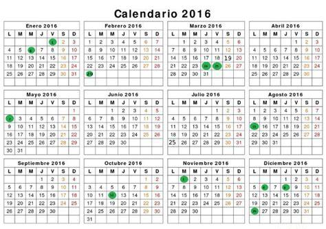 calendario de dias festivos en el imss 2016 calendario dias festivos en el imss 2016