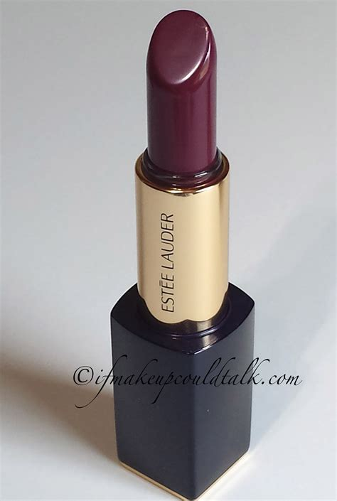 estee lauder 450 insolent plum color envy lipstick