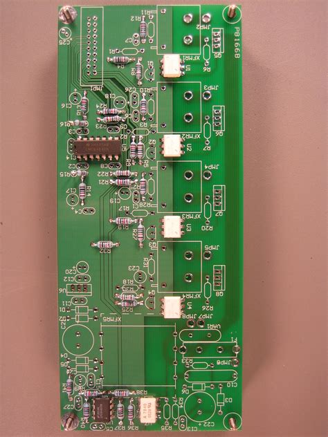 resistors function circuit board step by step guide to building a high voltage board