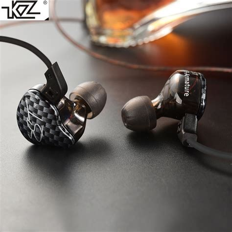 In Ear Monitor Iem Zst Colour Dual Driver 1 Dynamic Driver 1 B kz zst armature dual driver earphone dynamic mic replaceme