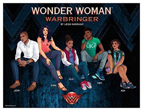 wonder woman warbringer dc wonder woman warbringer dc icons 1 by leigh bardugo