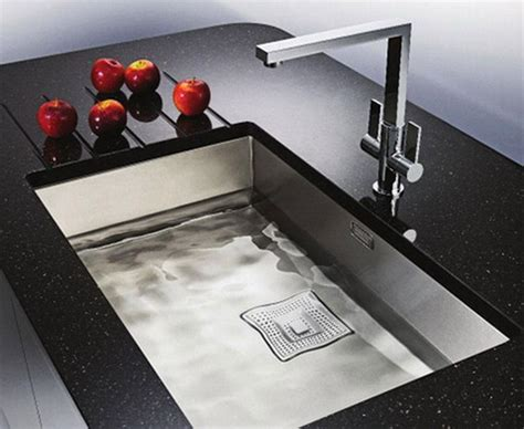 Modern Undermount Kitchen Sink Choosing A Modern Kitchen Sink