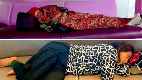 Lu Tidur Di Malaysia gambar 2 menteri indonesia tidur di kerusi lapangan