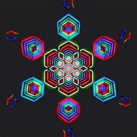 Töff Neon Night by Dmt Gifs Wifflegif
