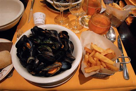 cuisine moules restaurant moules frites 15